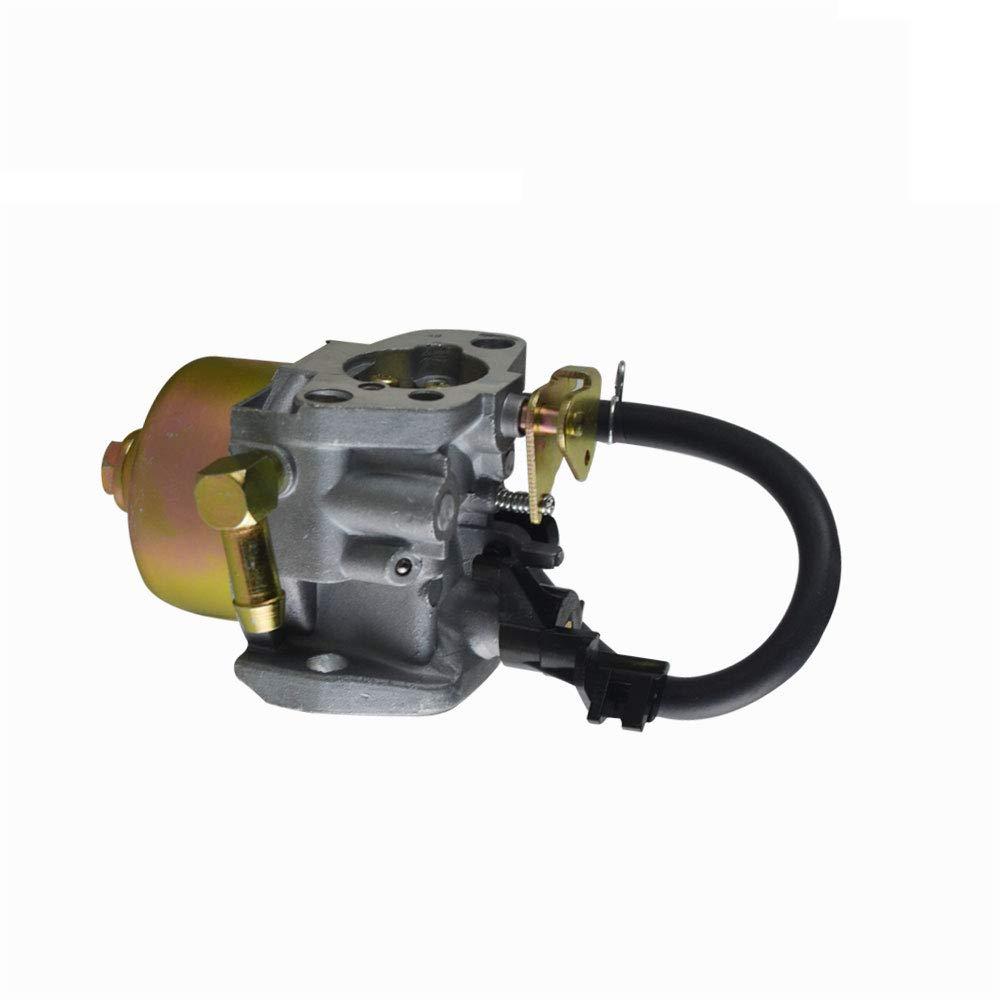 FLYPIG Snowblower Carburetor For HUAYI 170S 170SA 165S 165SA With Gasket /& Primer Bulb