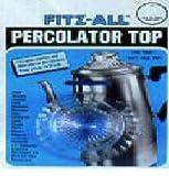 percolator glass top - Fitz All 246 Replacement Percolator Top 1 1/2