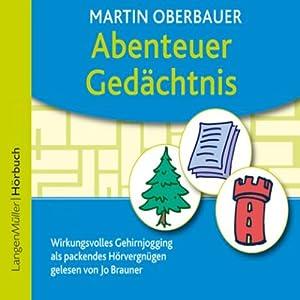 Abenteuer Gedächtnis Hörbuch