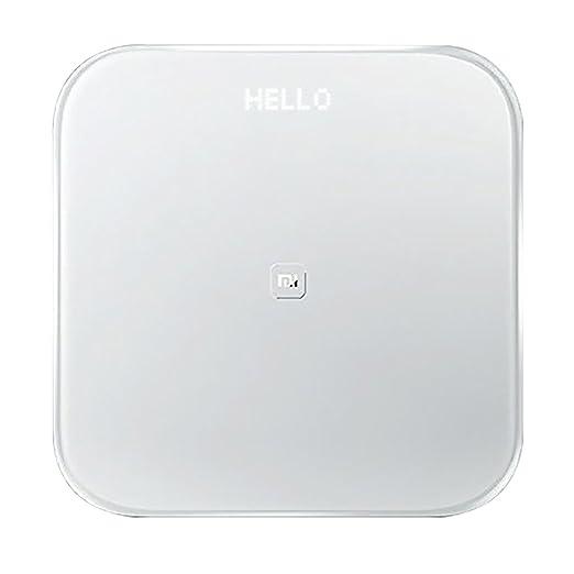 168 opinioni per XIAOMI XMTZCO1HM Bilancia Mi Smart, Bluetooth, per MI Band e Mi Fit, bianco