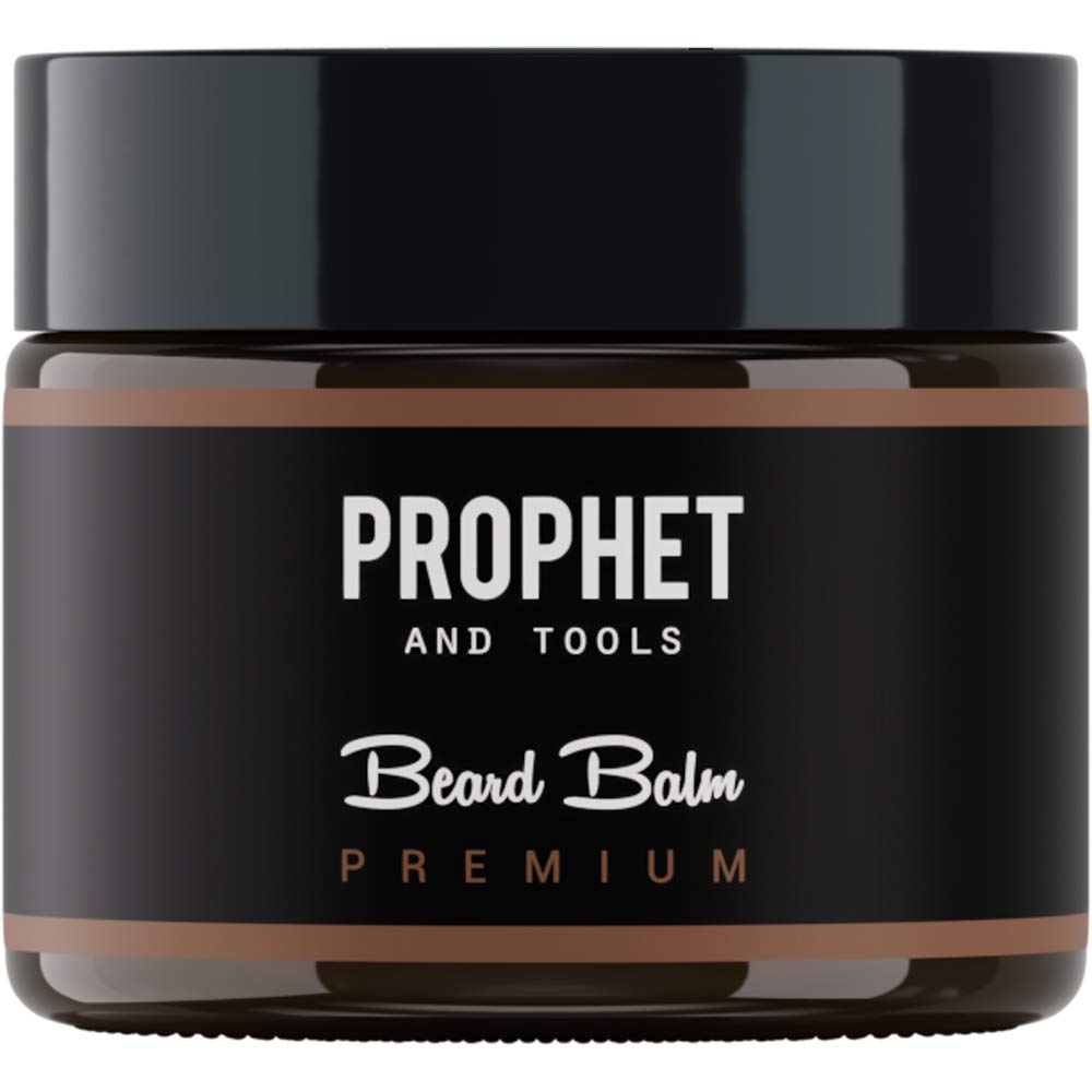 Prophet and Tools Beard Balm Wax Formula For Men