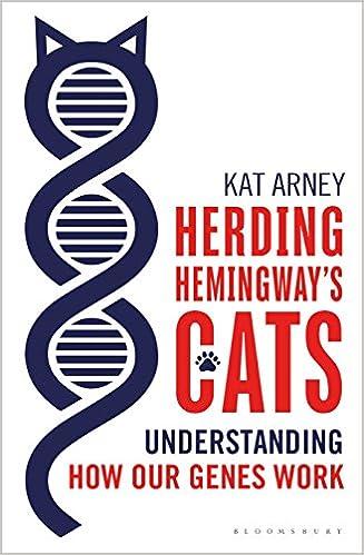 Herding hemingways cats understanding how our genes work kat herding hemingways cats understanding how our genes work kat arney ebook amazon fandeluxe Image collections