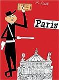 """Paris"" av Miroslav Sasek"