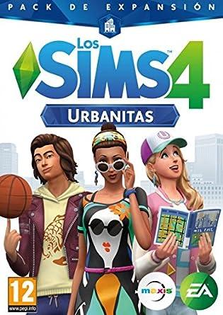 Los Sims 4: Urbanitas (PC): Amazon.es: Videojuegos
