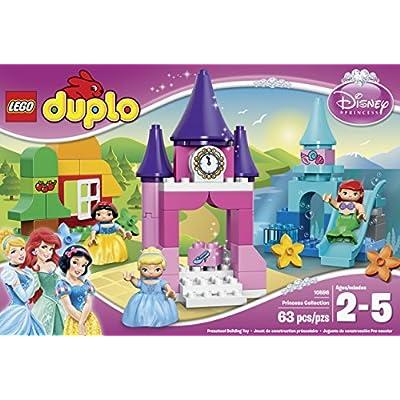 LEGO Disney Princess Collection 10596: Toys & Games