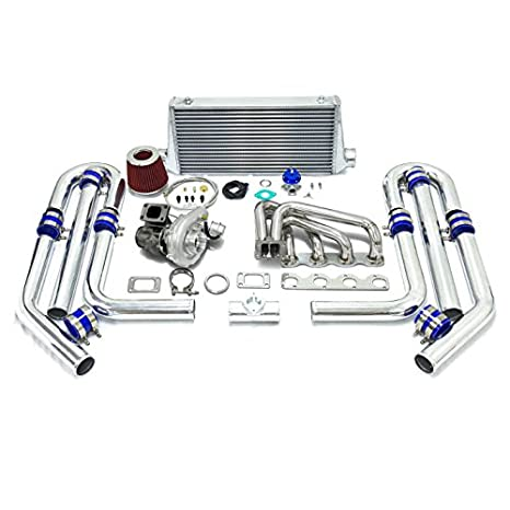 Amazon.com: High Performance Upgrade T04E T3 20pc Turbo Kit - BMW M10 l4 4Cyl Engine: Automotive