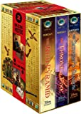 The Kane Chronicles Hardcover Boxed Set
