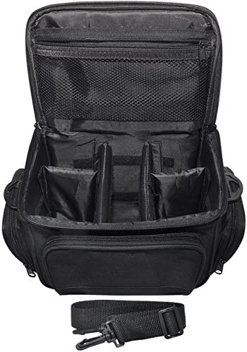 Durable Photo Bag For Panasonic Lumix DMC-GH2 DMC-GF3 DMC-FZ60 DMC-LZ40 DMC-FZ70