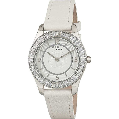 BREIL Watch Tribe Chantal Female Only Time With crystals White - EW0391