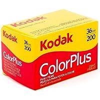 Kodak ColorPlus 200 Color Negative Film (35mm Roll Film, 36 Exposures) - 6031470