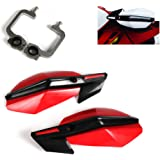 Motorcycle Handlebar 7/8 inche 1 1/8 inches HandGuards Hand Guards For HONDA