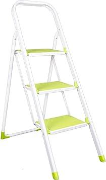 Casa Tienda de ropa de tijera, Balcón Escalera del taburete/Widen Pedal/ Escalera antideslizante repuesto heces/Diseño Pedal verde Engrosado (Color : Green, Size : 41 * 74 * 102cm): Amazon.es: Bricolaje y herramientas
