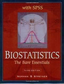 Biostatistics the bare essentials 9781607951780 medicine biostatistics the bare essentials 3e with spss fandeluxe Choice Image