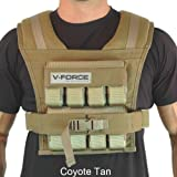 40 lb. V-Force Weight Vest - Made in USA