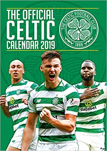 Celtic Official 2019 Calendar A3 Wall Calendar Amazon Co Uk