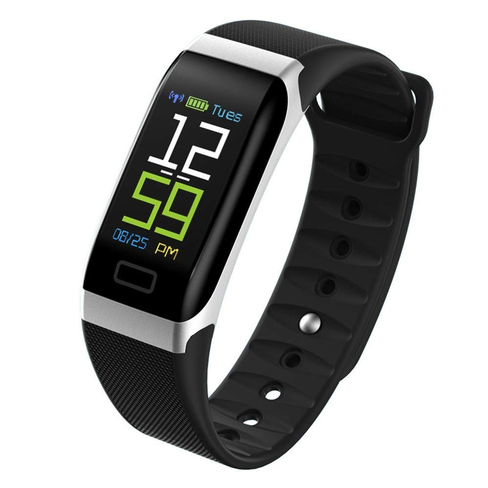 Amazon.com: Bluetooth Smart Watch Bracelet-Star_wuvi Smart ...