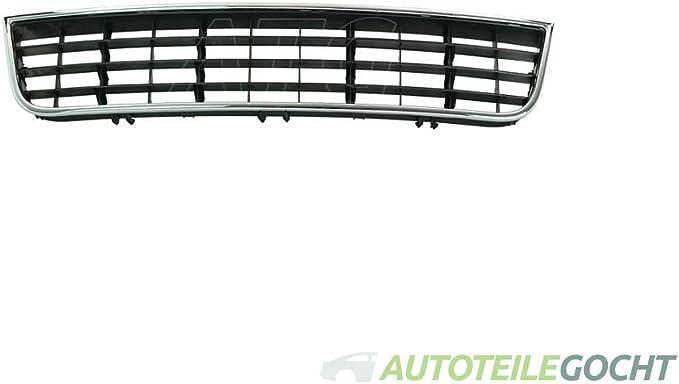 LÜftungsgitter Stoßstange Vorne Mitte FÜr Audi A6 C5 A6 Avant C5 01 05 4b0807683l Von Autoteile Gocht Auto