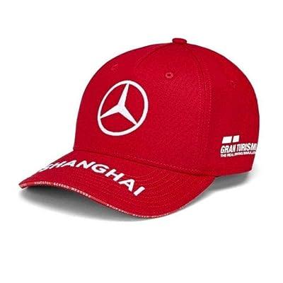 Mercedes AMG Petronas Lewis Hamilton China GP 2020 Special Edition Cap: Sports & Outdoors