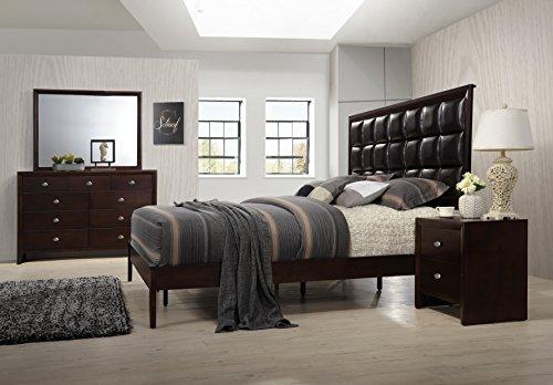 Queen Bed Dresser Mirror - 9