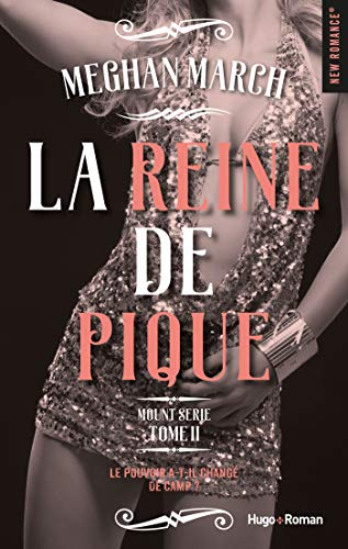 Rein Two - Mount série - tome 2 La reine de pique (French Edition)