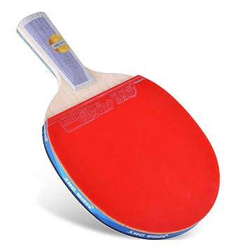 XGGYO Profesional Palas Tenis Mesa, Raquetas de Ping Pong Ofensiva ...