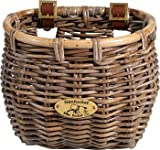 Nantucket Bike Basket Co Adult Classic Tuckernuck Collection Bicycle Basket