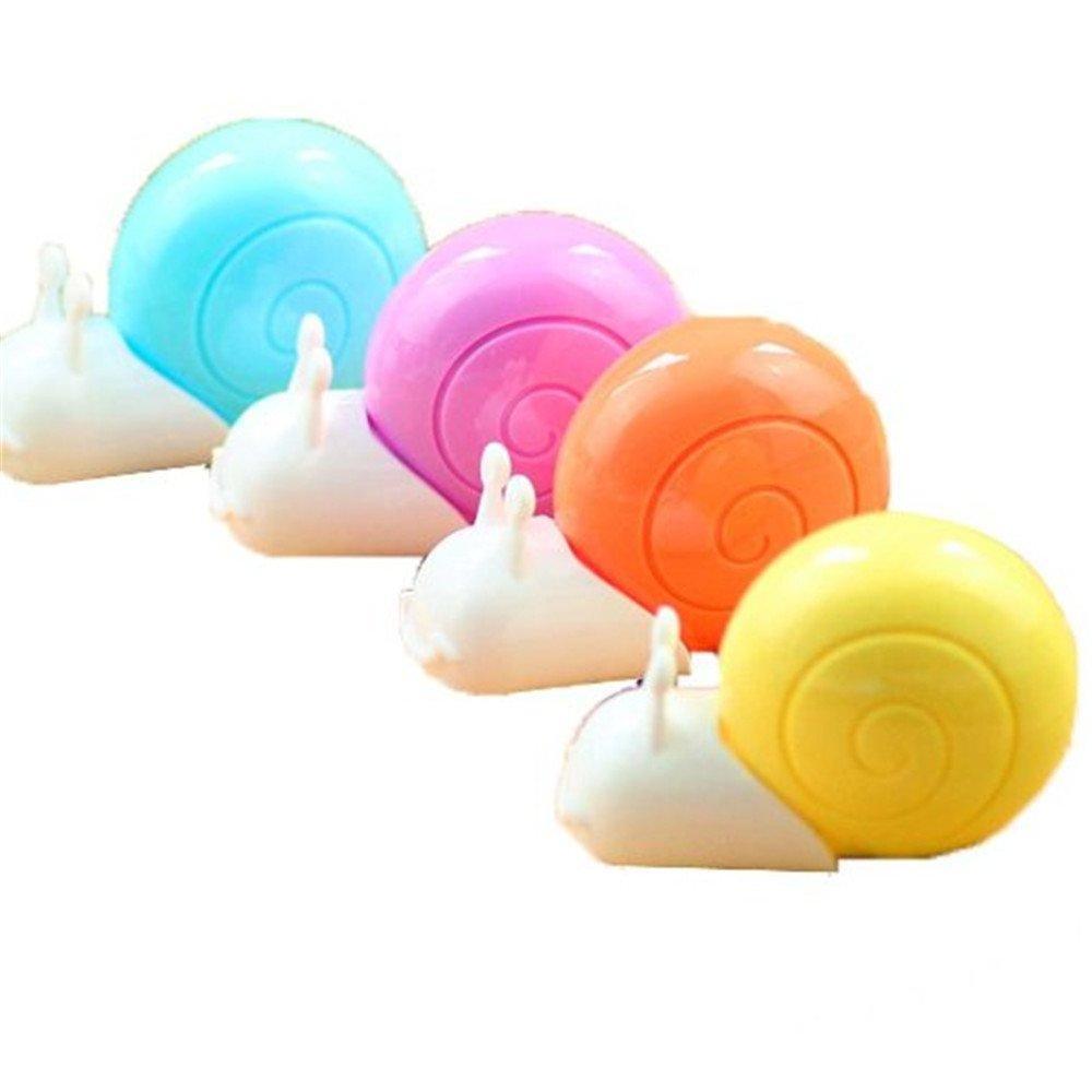 Kangkang@ Set of 12 Office/ School Supplies 6 Meters Correction Tape Snail Shape Shell