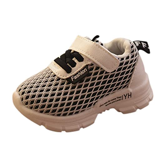 156d4a7d6235b Amazon.com: Lucoo Baby Shoes,Toddler's Leisure Outdoors Shoes ...