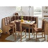 Eckbankgruppe Otto Eckbank Tisch Stühle System Sitzecke Essgruppe