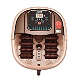 WE&ZHE Fully Automatic Heating Foot Tubaf Foot Basin Home Automatic Massage Bubble Footer Foot Therapy Machine