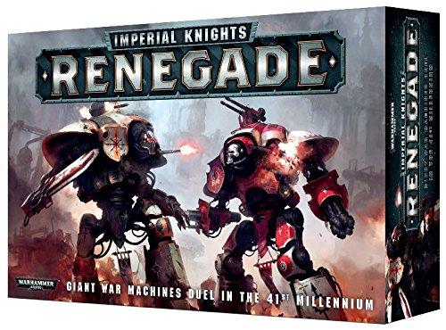 - Citadel Imperial Knights: Renegade Warhammer 40,000