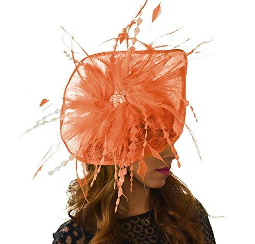 By Sole Donna Hats Cressida Orange Cappello Da zxSndq7