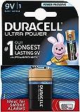 Duracell-Pile Alcaline-Duralock AAx12 Ultra Power batterie PP3 9 V