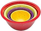 Zak Designs Confetti Bowls