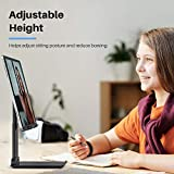 Anozer Foldable & Adjustable Tablet Stand, Compact