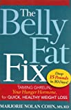 The Belly Fat Fix, Marjorie Nolan Cohn, 1609619668
