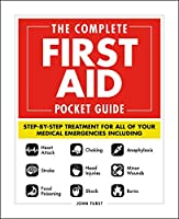 The Complete First Aid Pocket Guide Front Cover