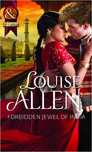 Book Forbidden Jewel of India (Mills and Boon Historical)