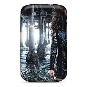 JEkLkDQ3231cTKEV Anti-scratch Case Cover Saraumes Protective Kristen Stewart 31 Case For Galaxy S3