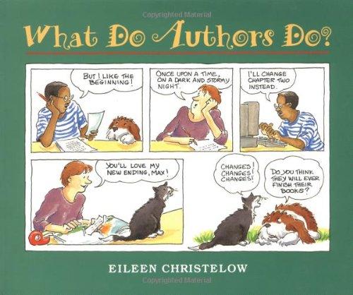 What Do Authors Do?