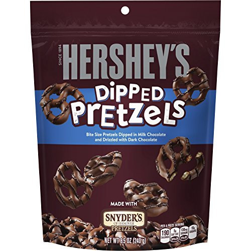 Hershey's Dipped Pretzels, 8.5 oz ()