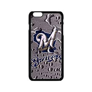 MLB - Milwaukee Brewers - Milwaukee Brewers - yellow Cap Logo Blast Custom Case for HTC One M8