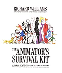 The definitive book on animation, from the Academy Award-winning animator behind Who Framed Roger Rabbit?       Animation is one of the hottest areas of filmmaking today--and the master animator who bridges the old generation and the n...