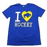I Love Buffalo Hockey Mens T-s
