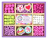 Bead Bazaar Medium Bead Box - Sweetie Pie