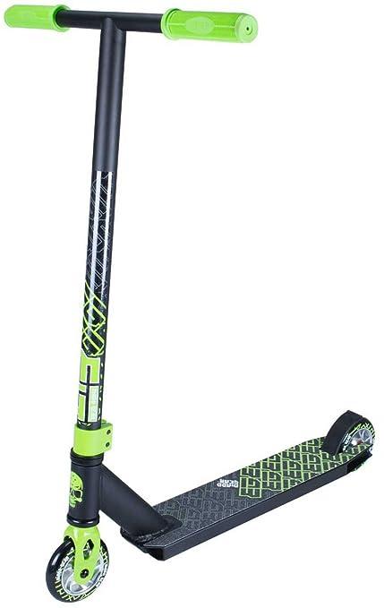 Madd Gear Kick Extreme - Patinete (modelo 2017), negro/verde ...