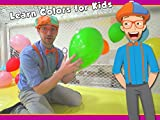 Educational Videos for Toddler by Blippi - An Indoor Playground Play Place