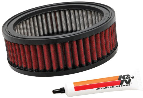 K&N E-4665 High Performance Replacement Industrial Air Filter ()