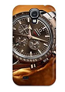 Awesome Design Swiss Watch Hard Case Cover For Galaxy S4