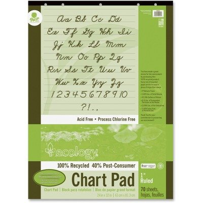 Pacon Ecology Handwriting Pad (PAC945610) by Pacon